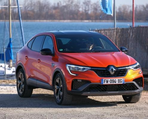 Renault Arkana - Foto: Auto-Medienportal.Net/Renault
